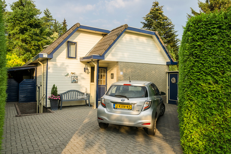 House, Home, Eendenparkweg 43-12, Ermelo. With Toyota Yaris
