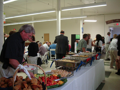 Portland, Maine, Labor Day Breakfast 2009
