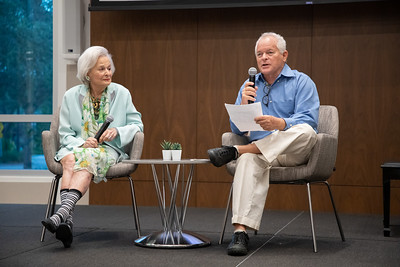 """Instruments of Change"" with Charles Greenfield & Ruth Greenfield - September 24, 2019"