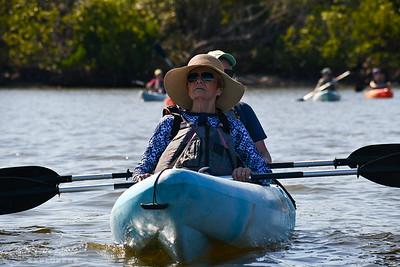 1230PM Heart of Rookery Bay Kayak Tour - Moore, Hooks & Polk