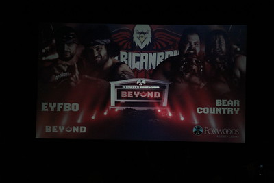 EYFBO vs Bear Country