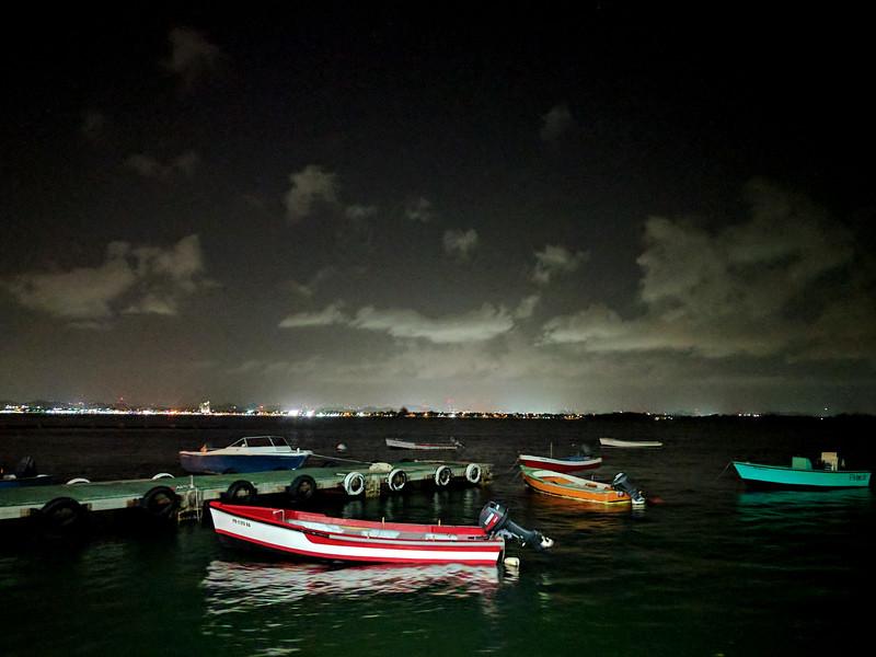 Boats at San Juan
