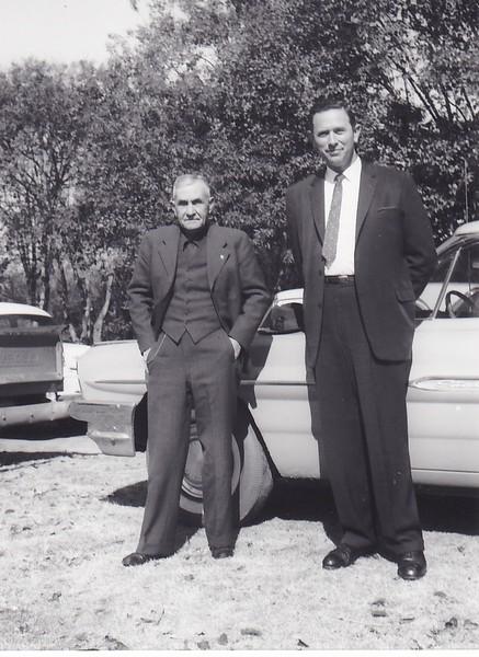Grandaddy and Daddy