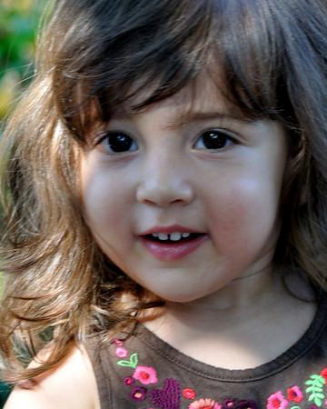 Elena - Age 2 - Favorites (Aug. 2010)
