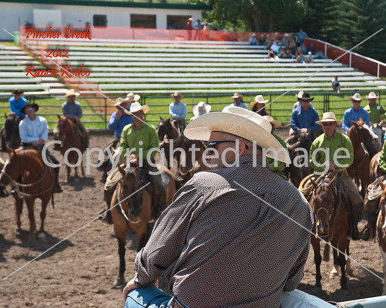 2012 Pincher Creek Ranch Rodeo
