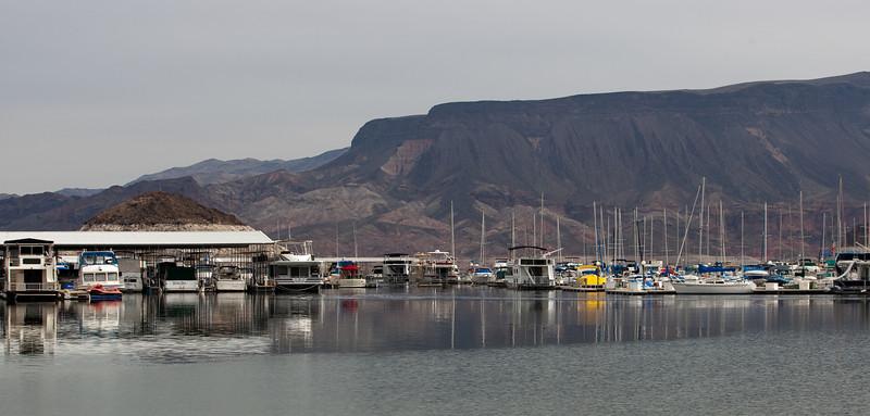 Port of Lake Mead, Nevada.