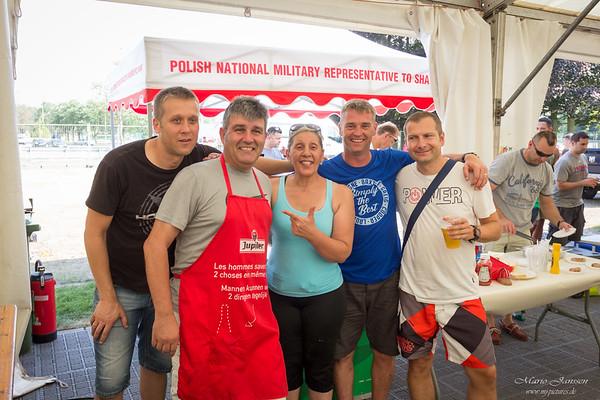 International NCO BBQ SHAPE 2017