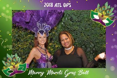HCA Merry Mardi Gras Ball - 12/15/2018