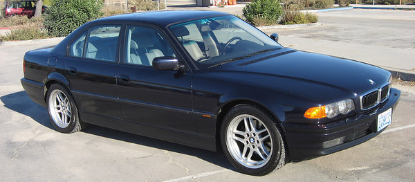 2000 BMW 740i sport for sale