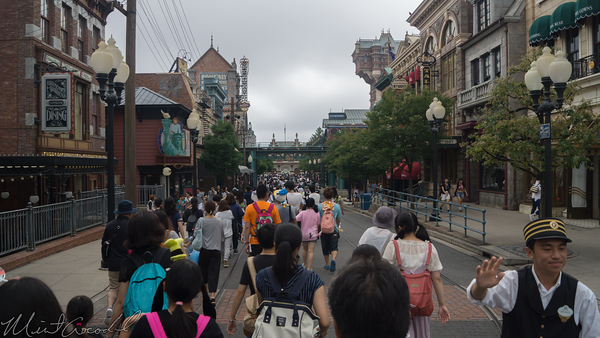Disneyland Resort, Tokyo Disneyland, Tokyo Disney Sea, Tokyo Disney Resort, Tokyo DisneySea, Tokyo, Disney, American Waterfront