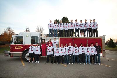 2010 Hockey Team Shot