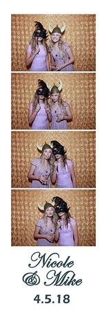 Nicole and Mike Wedding
