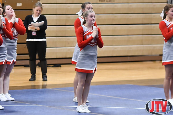 East Jackson Competitive Cheer Jamboree 12-17-19