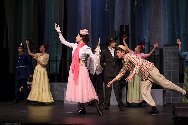 Mary Poppins Cast B