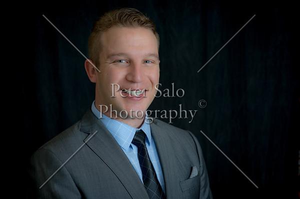 Ben Davis at West Point Biz Headshot  12/18/15