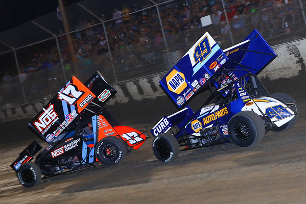 Ironman Weekend at the Federated Auto Parts Raceway at I-55