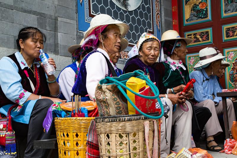 Ceremony at Temple in Dali, Yunnan, China-9873.jpg