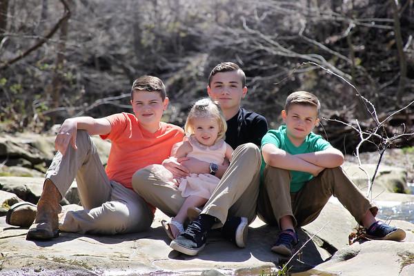 Salisbury Family