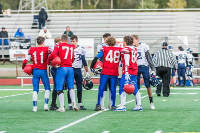 Richmond Blue Devils Vs St. Clair Saints