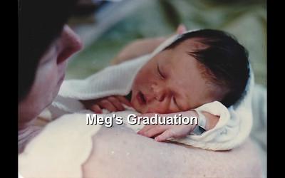 Meg's graduation from George Mason