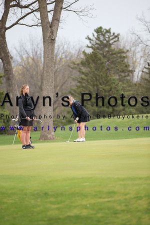 JV Golf April 18, 2016