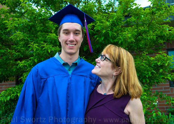 Cooper Graduation 2014