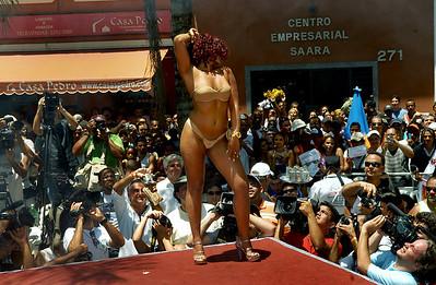2009 Garota da laje beauty contest