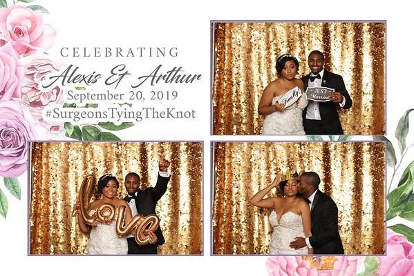 Alexis & Arthur's Wedding