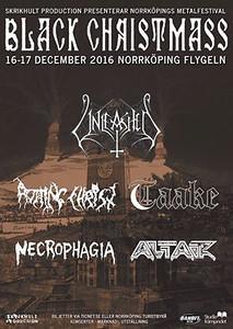 UNLEASHED - Black Christmass 2016