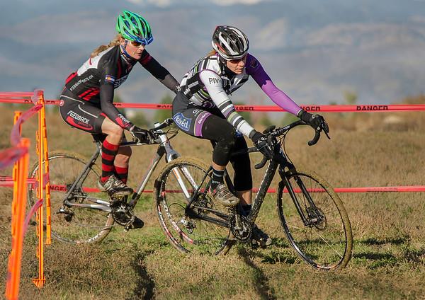 Cross of the North - 2 - Women's 3 & Open - Cyclocross Race - 10/19/13
