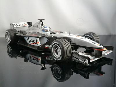 F1 - 2001 - Mika Hakkinen