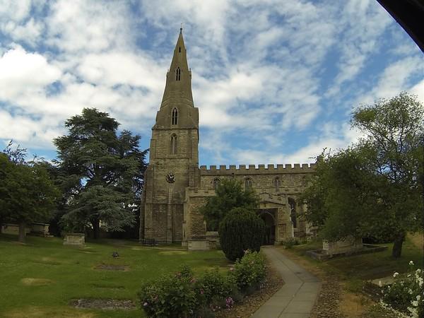 St. Andrew's, Kimbolton