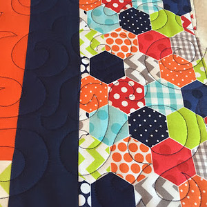 2016 04-17 Thomas's quilt and inspiration