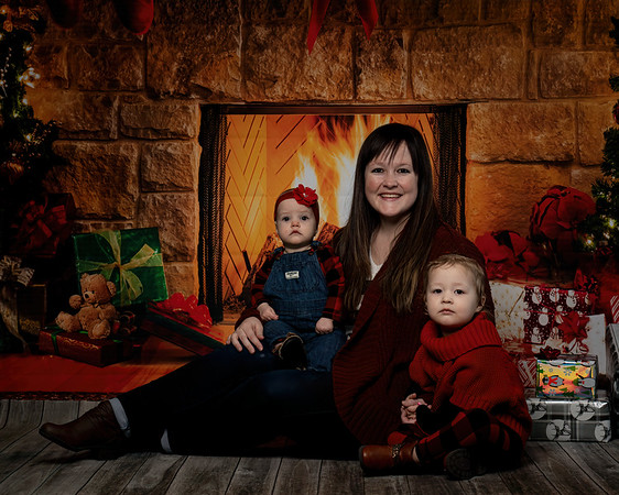 Haynes Christmas kids