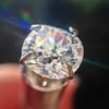 1.27ct Antique Cushion Cut Diamond, EGL K VS1 4