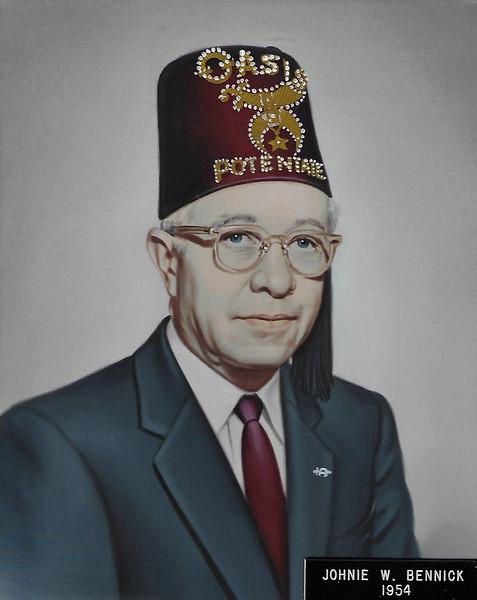 1954 - Johnie W. Bennick.jpg