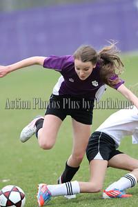 DMS Soccer Girls 2013
