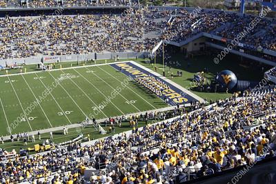 WVU vs South Florida - November 25, 2006