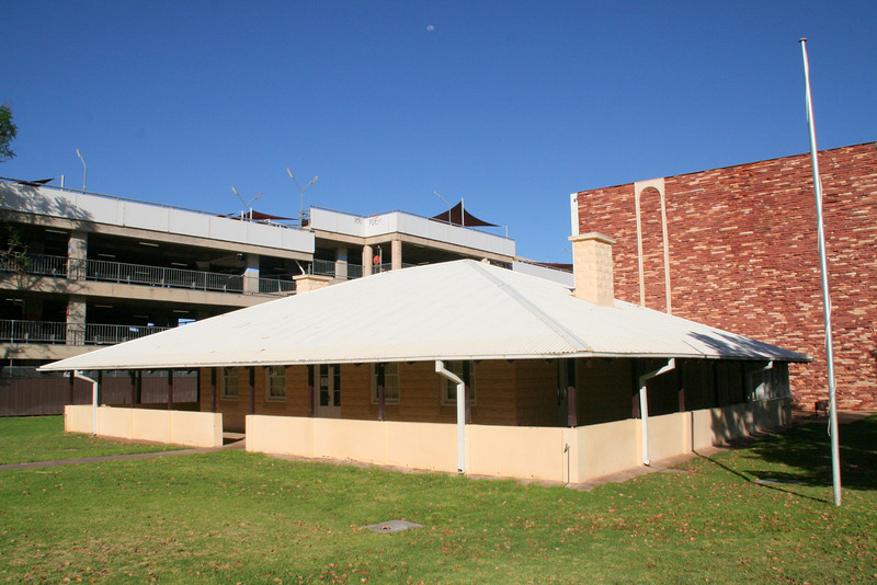 Old Alice Springs Court House