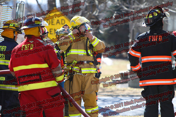 Montgomery County Fire 2011