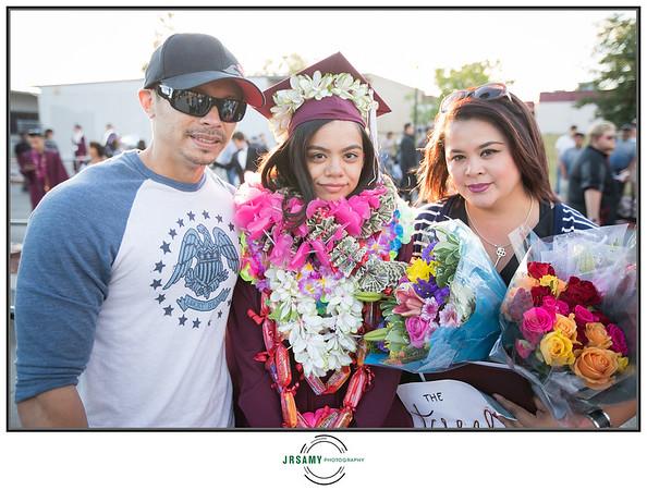 Klarisza's Graduation-05-25-17
