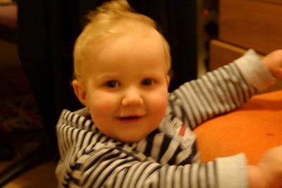 Calum's 1st Birthday