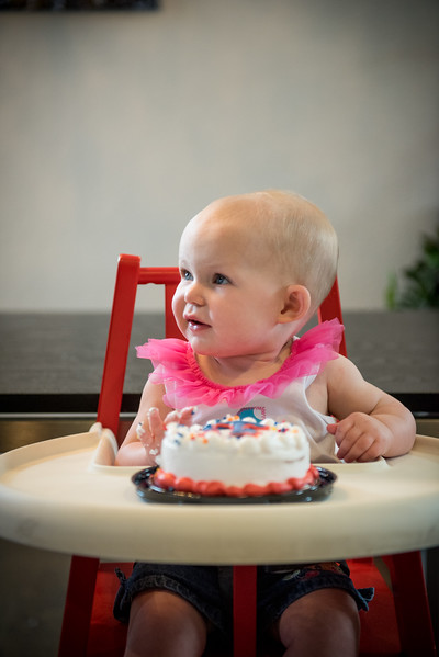 Ivy's 1st Birthday