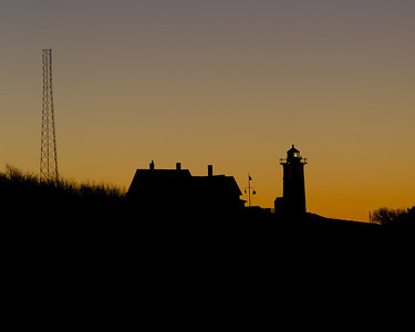 Nobska Lighthouse, Woods Hole, MA