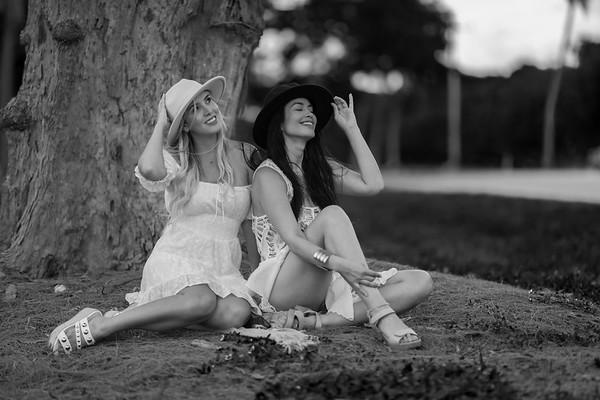 Alejandra  &  Maribel