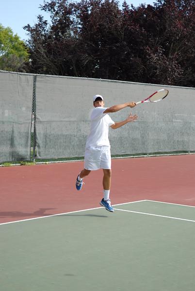 2007 Menlo  Boys Tennis - Freshman - Patrick