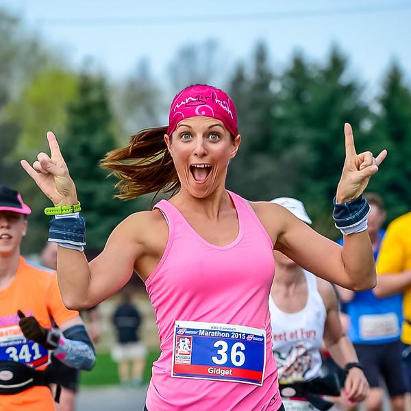 2015 Mississauga Marathon