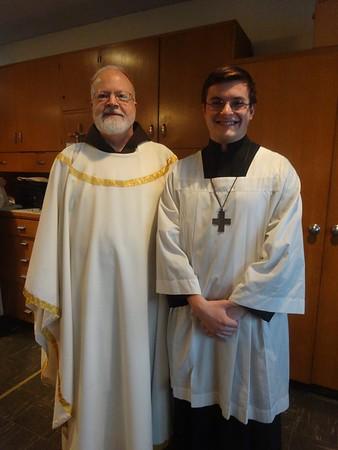 2016.01.02 Cardinal Sean Visits