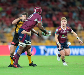 St George Qld Reds V Western Force 2021