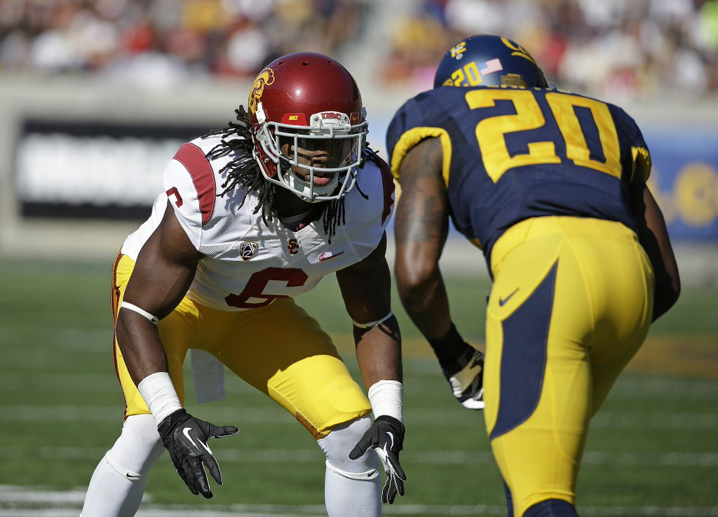 ". 8. (tie) JOSH SHAW <p>Looks like USC is still recruiting pathological liars. (unranked) </p><p><b><a target=""_blank\""> LINK </a></b> </p><p>    (AP Photo/Eric Risberg)</p>"